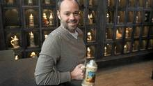 WURST co-owner Mike Mendelman (Todd Korol for The Globe and Mail)
