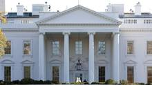 The White House in Washington November 6, 2011. (JOSHUA ROBERTS/REUTERS/JOSHUA ROBERTS/REUTERS)