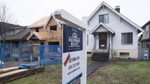 Many city councillors said the report drives a stake through the hearts of some theories about the cause of the city's extraordinary real-estate prices. (JONATHAN HAYWARD/THE CANADIAN PRESS)