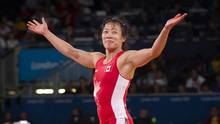 Carol Huynh at the 2012 Summer Olympics in London, England, August 8, 2012. (Kevin Van Paassen/The Globe and Mail)