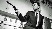 Laurence Harvey in The Manchurian Candidate (1962).