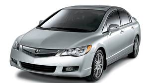 """2011 Acura CSX """"First of all,"""" says Timoteo, """"the 2011 is cheaper than 2008 CSX if you compare apples to apples. This is one of those quiet ones: $28,500 list with $1,500 off, less a $2,500 (factory) rebate that brings it down to $25,000. That's cheaper than a Mazda3 or a new (Ford) Focus. Okay, maybe it is just a fancy (Honda) Civic, but it's a good car."""