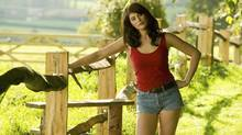 "Gemma Arterton in a scene from ""Tamara Drewe"""