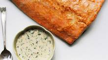 Whether you choose farm-raised, wild-caught, canned or smoked, salmon is an excellent source of omega-3 fatty acids (Fernando Morales/The Globe and Mail)