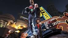 A screen from Duke Nukem Forever. (2K Games)