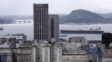 Brazil's central bank expects interest rates to fall, despite low unemployment. (Dado Galdieri/Bloomberg)