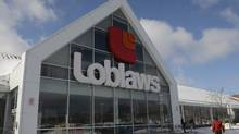 A Loblaws store is seen Monday, March 9, 2015 in Montreal. (Ryan Remiorz/THE CANADIAN PRESS)