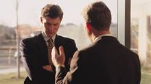 While the CEO preaches cost cutting and efficiencies, his salary is exorbitant. Should I confront him about this? (Thinkstock/Thinkstock)