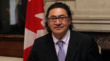 Roméo Saganash, shown in an image take from his website, is the NDP MP for Abitibi--Baie-James--Nunavik--Eeyou. (Bernard Thibodeau)