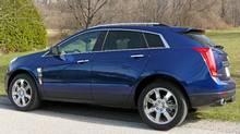 2012 Cadillac SRX (Petrina Gentile/Petrina Gentile)