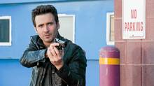 Alan Hawco stars as as Jake Doyle in the season finale of Republic of Doyle.