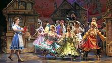 Production shots of Disney's Beauty and the Beast. (©2011 Joan Marcus/Joan Marcus)