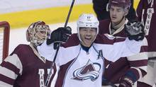 Jarome Iginla will get the chance to compete for a Stanley Cup after the Colorado Avalanche traded him to the Los Angeles Kings for a conditional fourth-round pick in 2018. (JONATHAN HAYWARD/THE CANADIAN PRESS)