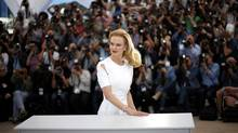 "Cast member Nicole Kidman  poses during a photocall for the film ""Grace of Monaco"" out of competition before the opening of the 67th Cannes Film Festival in Cannes May 14.  (Eric Gaillard/Reuters)"