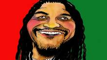 Drawn Off Topic: Maxi Priest on student stress (Anthony Jenkins/The Globe and Mail)