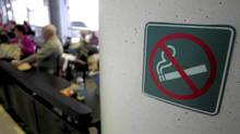 In the last 100 years: Tobacco use in the 1950s saw more than half of adults smoking; today, the figure is less than 1 in 5. (Fred Lum/The Globe and Mail)