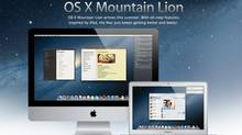 "This screen shot shows the sneak peak of Apple's new operating system ""OS X Mountain Lion,"" to be released this summer. (AP Photo/Apple Inc.)"