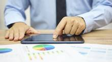 One way to be an organized investor is to keep a Stock Watch List with about 300 companies on it. (BernardaSv/Getty Images/iStockphoto)