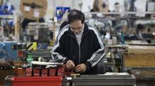 The Ontario budget supports an Advanced Manufacturing Consortium being formed between McMaster University in Hamilton, Western University in London and the University of Waterloo. (Darren Calabrese For The Globe and Mail)
