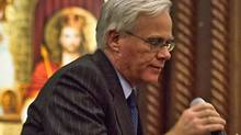 Conservative MP Bob Dechert, shown in his Mississauga riding in January of 2010, was parliamentary secretary to the Minister of Justice before moving to Foreign Affairs. (JENNIFER ROBERTS/Jennifer Roberts for The Globe and Mail)