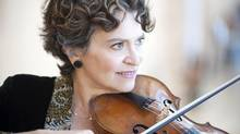 Jeanne Lamon, the musical director of Tafelmusik, will lead two programs next year. (Sian Richards)