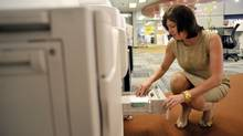 Xerox Canada's new CEO Mandy Shapansky (J.P. Moczulski/The Globe and Mail))