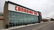 There are signs that when Canadian Tire Corp. reports its fourth-quarter results, it will cite the weather as a factor in a weaker performance. (Michelle Siu/Michelle Siu for The Globe and Mail)