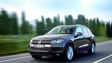 2013 VW Touareg 4Motion TDI (Volkswagen)