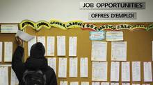 A youth employment centre in Toronto (Kevin Van Paassen)