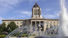 Manitoba Legislature (Tim Pohl/ISTOCKPHOTO)