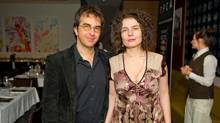 Director Atom Egoyan (JJ Thompson For The Globe and Mail)