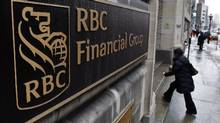 File photo of a Royal Bank of Canada branch in Montreal. (Ryan Remiorz/The Canadian Press)