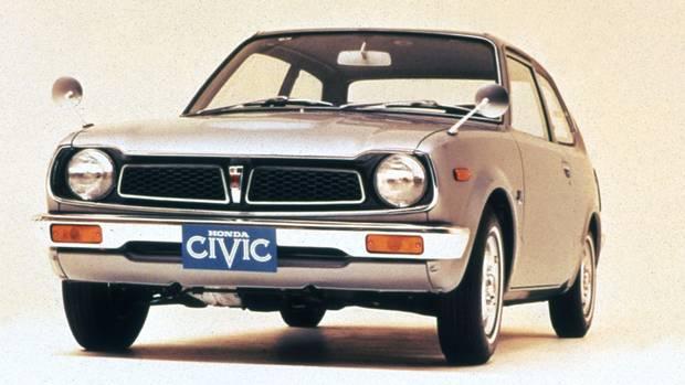 1973 honda civic dx 1200 honda