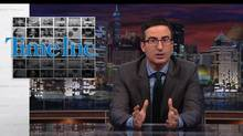 "Daily Show alumnus John Oliver recently tackled the subject of native advertising on his satirical news show. During the segment he compared this blurring of the traditional church-state division between news and advertising, to ripping out a person's heart. His point? The trust in a publisher's integrity, is ""what made the whole thing work."""