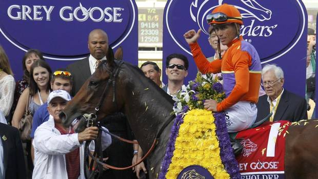 Complete Breeders Cup Results The Globe And Mail