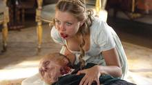 Just like one-third of its subject matter, Pride and Prejudice and Zombies is a film that doesn't know how to die. (Jay Maidment)