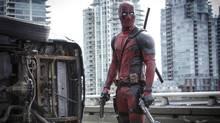 A scene from Deadpool. (Joe Lederer)