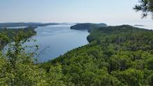 Big Trout Bay, a privately owned stretch of boreal coastline along the western shore of Lake Superior that was once slated for development, has been purchased by the Nature Conservancy of Canada. (Mhairi McFarlane)