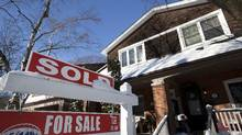 A new study argues the rate of new home building – including condo units – has more than kept pace with the population growth in Toronto based on historical norms. (Deborah Baic/The Globe and Mail)