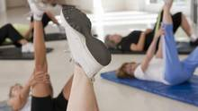The type of stretch you do should vary: Dynamic stretches are best before you exercise, while static moves should be done after you cool down. (istock)