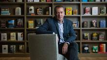 Noah Richler has been nominated for the Shaughnessy Cohen Prize for Political Writing for The Candidate: Fear and Loathing on the Campaign Trail. (JENNIFER ROBERTS For The Globe and Mail)