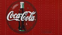 Coca-Cola's dividend is expected to rise by about 7 per cent annually over the next five years. (JOHN GRESS/REUTERS)