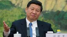 China's President Xi Jinping is shown in 2012. (ED JONES/AFP/GETTY IMAGES)