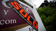The average price of detached houses sold in November in Vancouver reached $2.53-million, up 27.7 per cent from a year earlier. (DARRYL DYCK For The Globe and Mail)