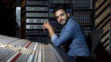 As a teenager, Kam Lal wanted to be a DJ. Today he is the founder and chief executive officer of Notetracks Inc., whose music-annotation software lets users mark up audio files and share them with others. (Christinne Muschi/The Globe and Mail)