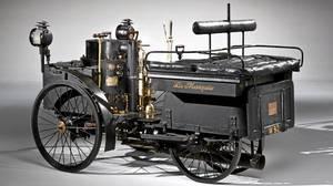 1884 DeDion Steam Runabout