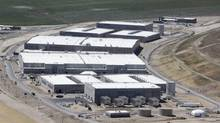 An aerial view of the NSA's Utah Data Center in Bluffdale, Utah, on Thursday, June 6, 2013. (Rick Bowmer/Associated Press)