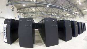 IBM's supercomputer will be able to perform a trillion arithmetic operations per second.