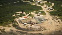 An aerial view of Cameco's Rabbit Lake operation in Saskatchewan. (Handout)