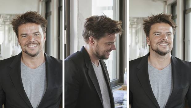 Denmark's Bjarke Ingels in his New York office: Architecture's fastest-rising star is about to be put to some real-world tests.